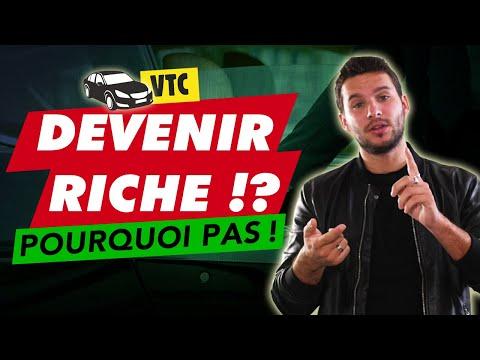 COMBIEN GAGNE UN CHAUFFEUR VTC EN 2019 ?