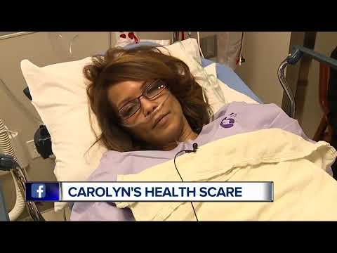 Carolyn Clifford's health scare is something a lot of women may experience