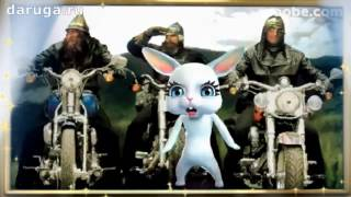 Шуточное с юмором прикольное поздравление  Байкеру Мотоциклисту видео Всемирный день Мотоциклиста