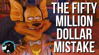 FOODFIGHT! (2012) - The $50 Million Mistake (Terrible Movies)