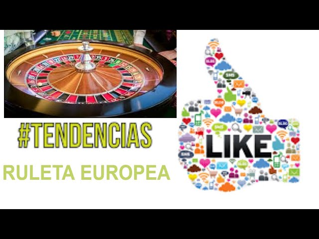 TENDENCIA DE RULETA EUROPEA / UN ACIERTO ES SUFICIENTE RULETERO💶