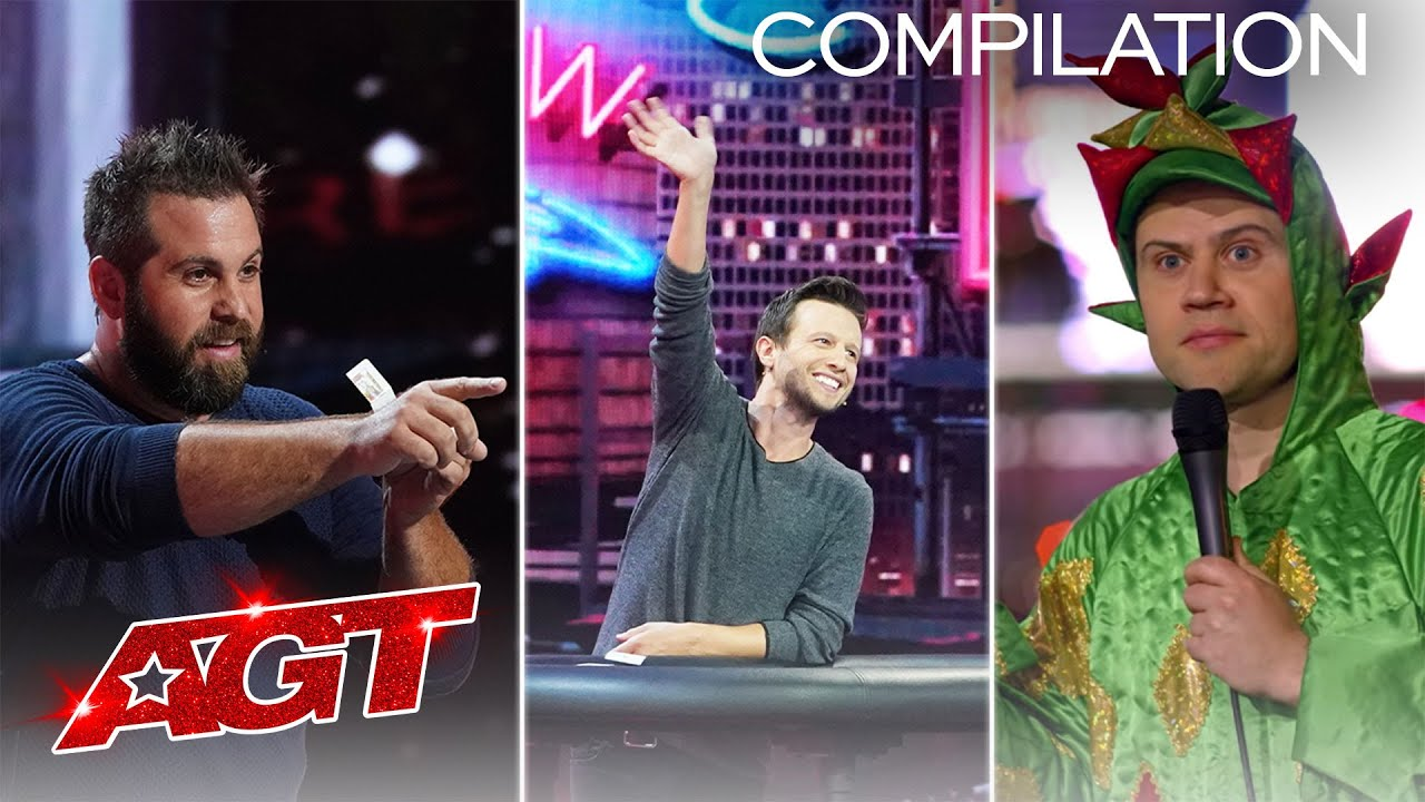 Mystifying Magic From TOP AGT Magicians! - America's Got Talent 2020