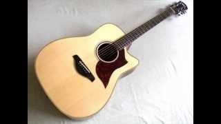 YAMAHA SRTピックアップシステムの音サンプル(ギター:A3R、曲:風の詩)