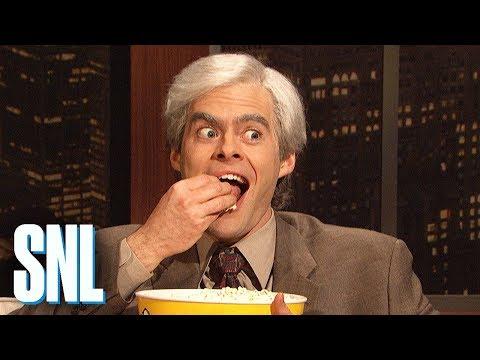 SNL Reaction Shots: Classic Bill Hader!