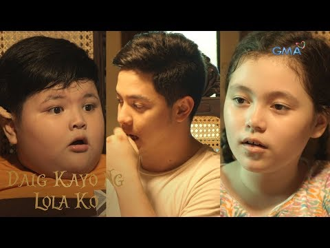 Daig Kayo Ng Lola Ko: Cristy finds out Elfis is an elf