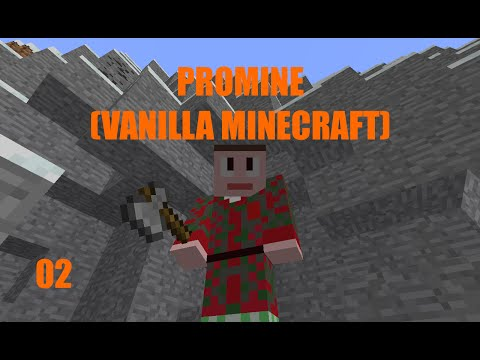 Minecraft: Promine Server: Episode 2 - My Covered Wagon