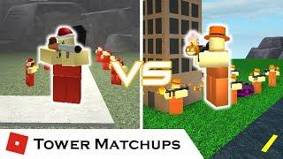 Event Launchers | Tower Matchups | Tower Battles [ROBLOX]