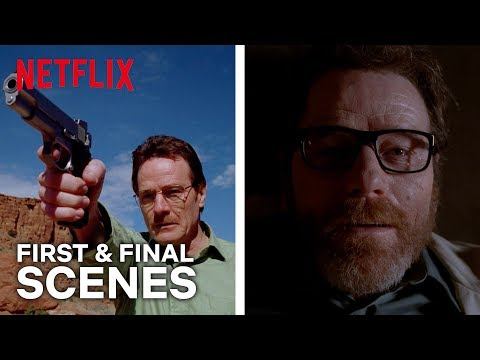 From Pilot To Felina: Breaking Bad's First And Final Scene   Netflix