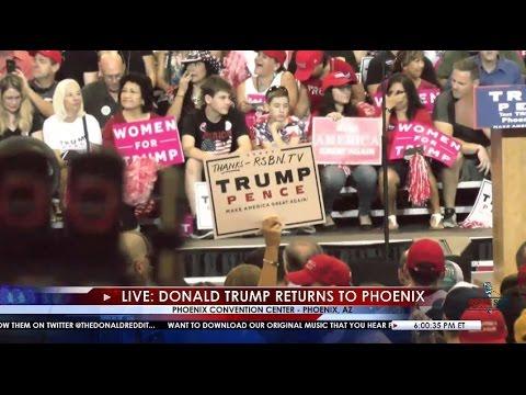 Full Speech: Donald Trump Rally in Phoenix, AZ 10/29/16