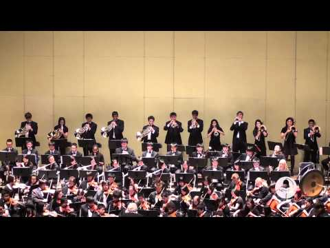 Symphonic Dances from West Side Story + Mambo encore [BERNSTEIN]