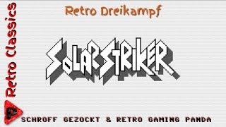 DISZIPLIN 2: Solarstriker | Retro Dreikampf - 3 Youtuber, 3 Spiele | Game Boy