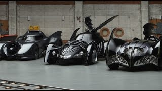 Top 10 Coolest Batmobiles