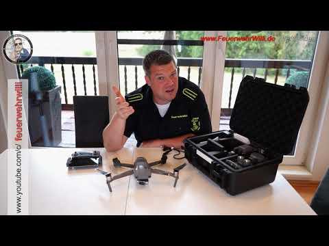 Drohne Mit Wärmebild - Vorbereitungen (Teil 1)