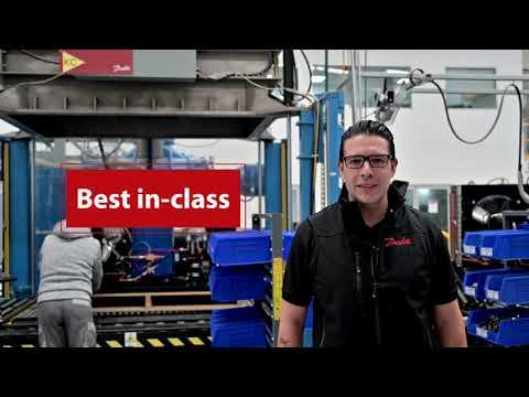 Tour Danfoss' North American manufacturing campus