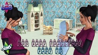 The Sims 3: 100 Baby Challenge Part: 13 Go Teach Yourself
