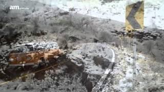 Cierran carreteras San Felipe-León y Dolores-Guanajuato