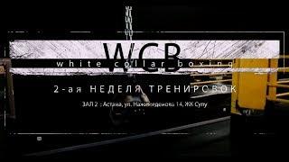 """Турнир """"Бокс белых воротничков"""". Серия 2."""