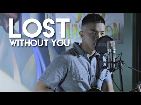 Lost Without You- Robin Thicke | Angelo Molinos Cover | Acoustic Attack
