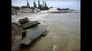 Работа с металлоискателем в море,на пляже.(Очередной выезд искателей пляжных потеряшек, на морские побережья. Канал