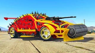 STRONGEST $6,000,000 Supercar in GTA 5 Online DLC!