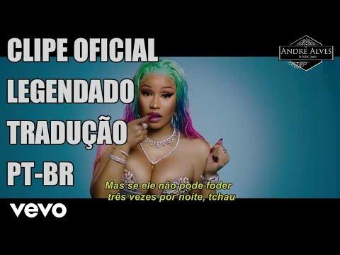 Nicki Minaj - Barbie Dreams LEGENDADO TRADUÇÃO PT-BR