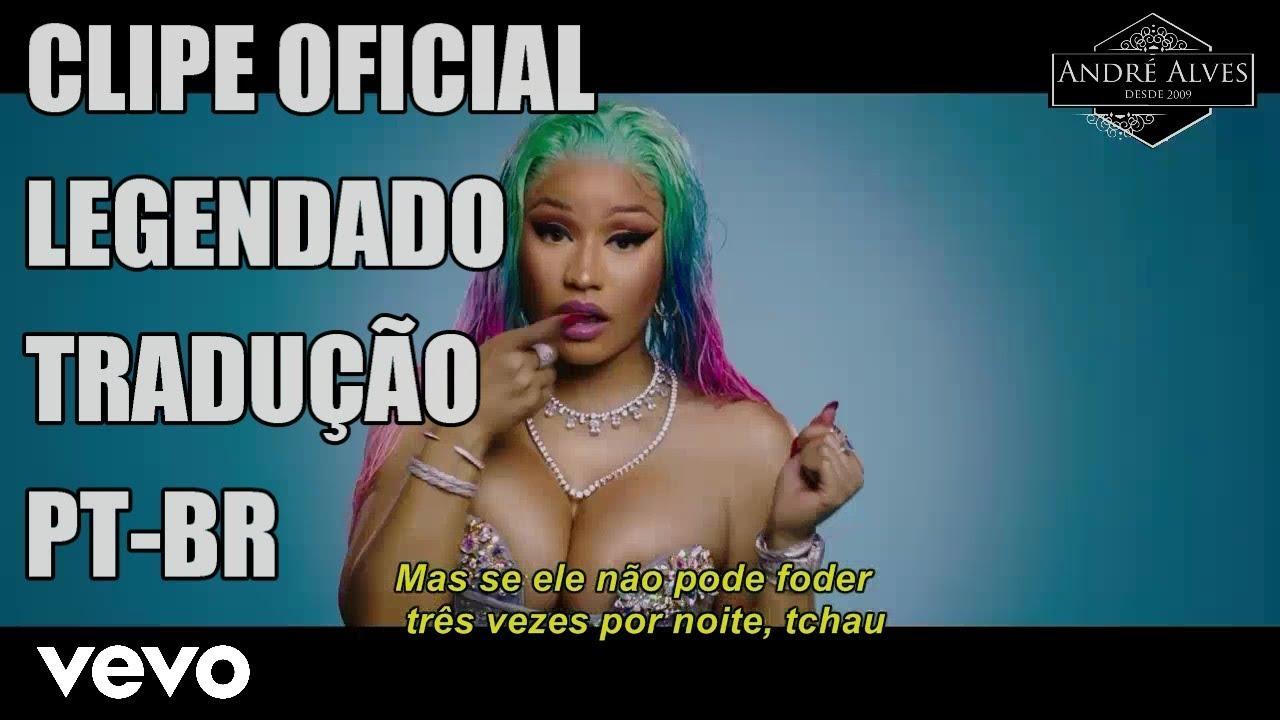 Nicki Minaj - Barbie Dreams (LEGENDADO) (TRADUÇÃO) (PT-BR) (Clipe Oficial) #1