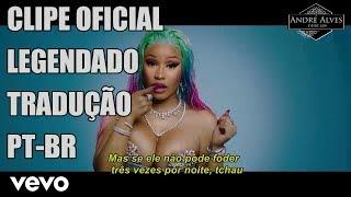 Nicki Minaj - Barbie Dreams (LEGENDADO) (TRADUÇÃO) (PT-BR) (Clipe Oficial)