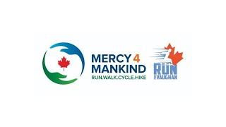 Run For Vaughan 2020 | Mercy For Mankind