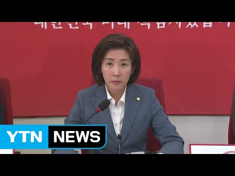 """한국당, 6차 대규모 장외집회...與 """"국회 복귀해야"""" / YTN"""