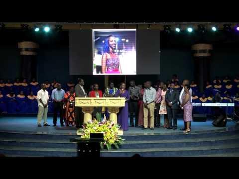 Pastor Kayanja Comforts MP Rosemary Tumusiime During Trying Moment