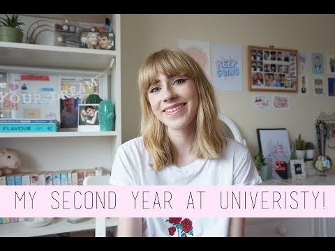 My Second Year at University Experience!