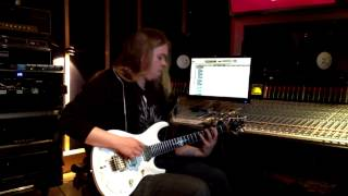 [BOSS TONE CENTRAL] GT-100 Ver.2 played by Matias Kupiainen