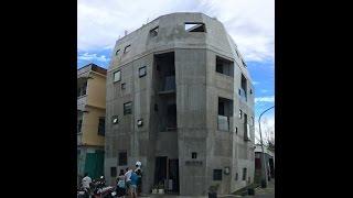 2016小琉球民宿--超特色建築-瑚岩美術館3F-闔家(6人房, 3張雙人床)