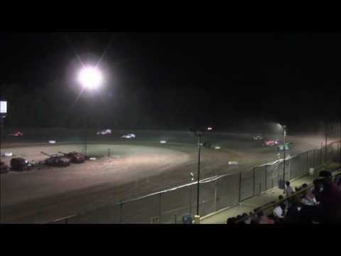 Butler Motor Speedway UMP Modified Feature 6/11/16