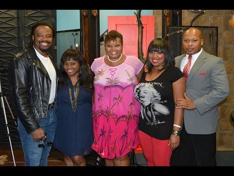America's Got Talent contestant RL Bell & Houston's Own Blues Artist Annika Chambers