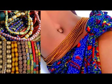 The African Waist Beads Meaning Importance And Controls