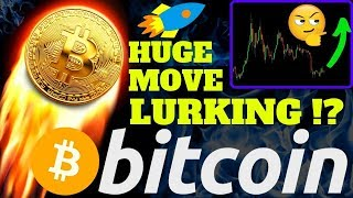 🔥 HUGE BITCOIN MOVE LURKING !? 🔥 bitcoin litecoin price prediction, analysis, news, trading