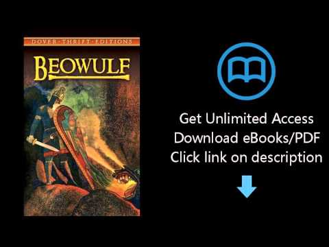 Beowulf Burton Raffel Ebook