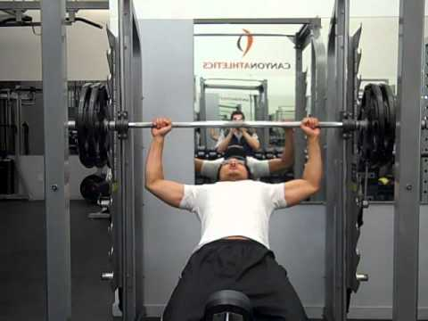 Cesar's RipFire Challenge -- Personal Best 225 lbs on Incline Bench -- Video Review
