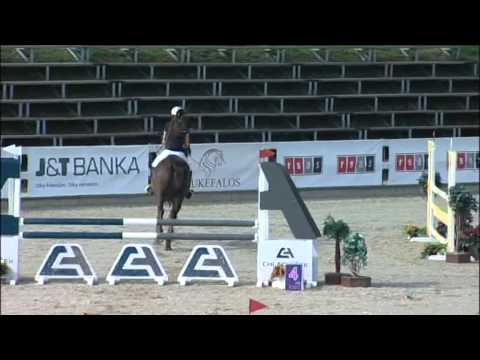 "Middle Europe Jumping Cup – DĚTI 90 cm  ""Z"" FINÁLE"