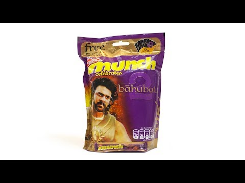 Bahubali 2 the conclusion Munch surprise phone stickers