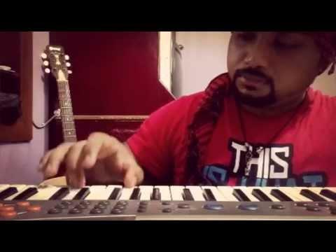 Afghan Jalebi ( Ya Baba) - piano cover