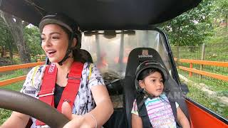IBU PINTAR - Giliran Fairuz Dan Keisa Yang Nyetir Jeep (12/10/19) Part2