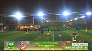 Akademik Futbol Kulübü (8) (5) Ataşehir FC / ISTANBUL / iddaa Rakipbul Ligi 2017