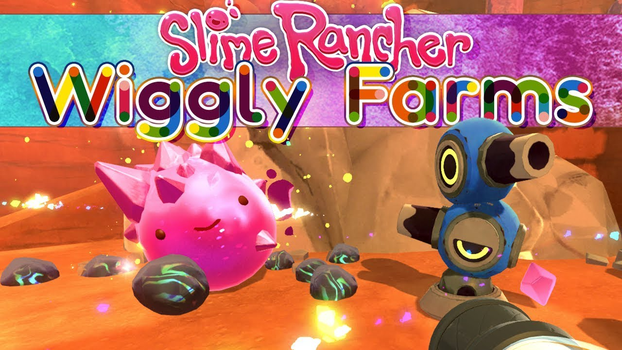 Wild Slime Protection Program! - Slime Rancher: Wiggly Farms - #41