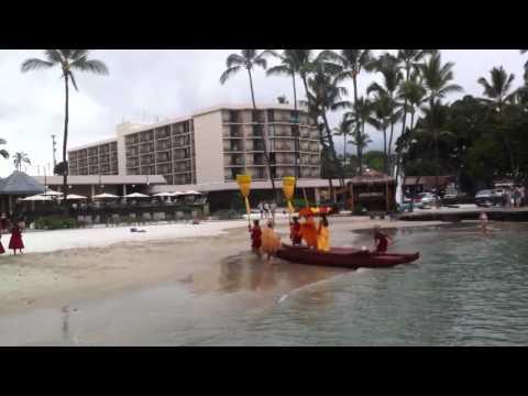 """Arrival of """"Kamehameha III"""""""
