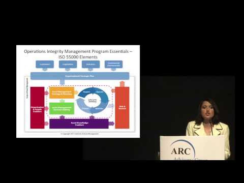Optimizing Safety Performance by Asset Management Solutions, Sloane Whiteley, Sr. Consultant, AVEVA