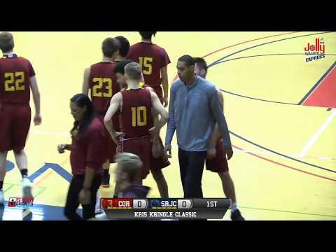 College of the Redwoods vs Santa Rosa Junior College Men's Basketball LIVE 12/13/18