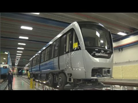 50 Years Moving: Montreal metro celebrates 50th anniversary