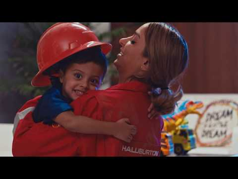 Halliburton corporate Film